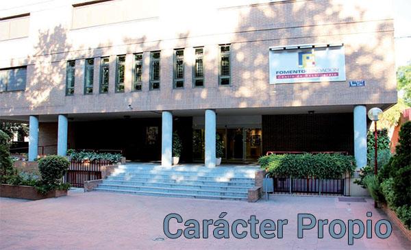 Carácter Propio de Fomento Fundación