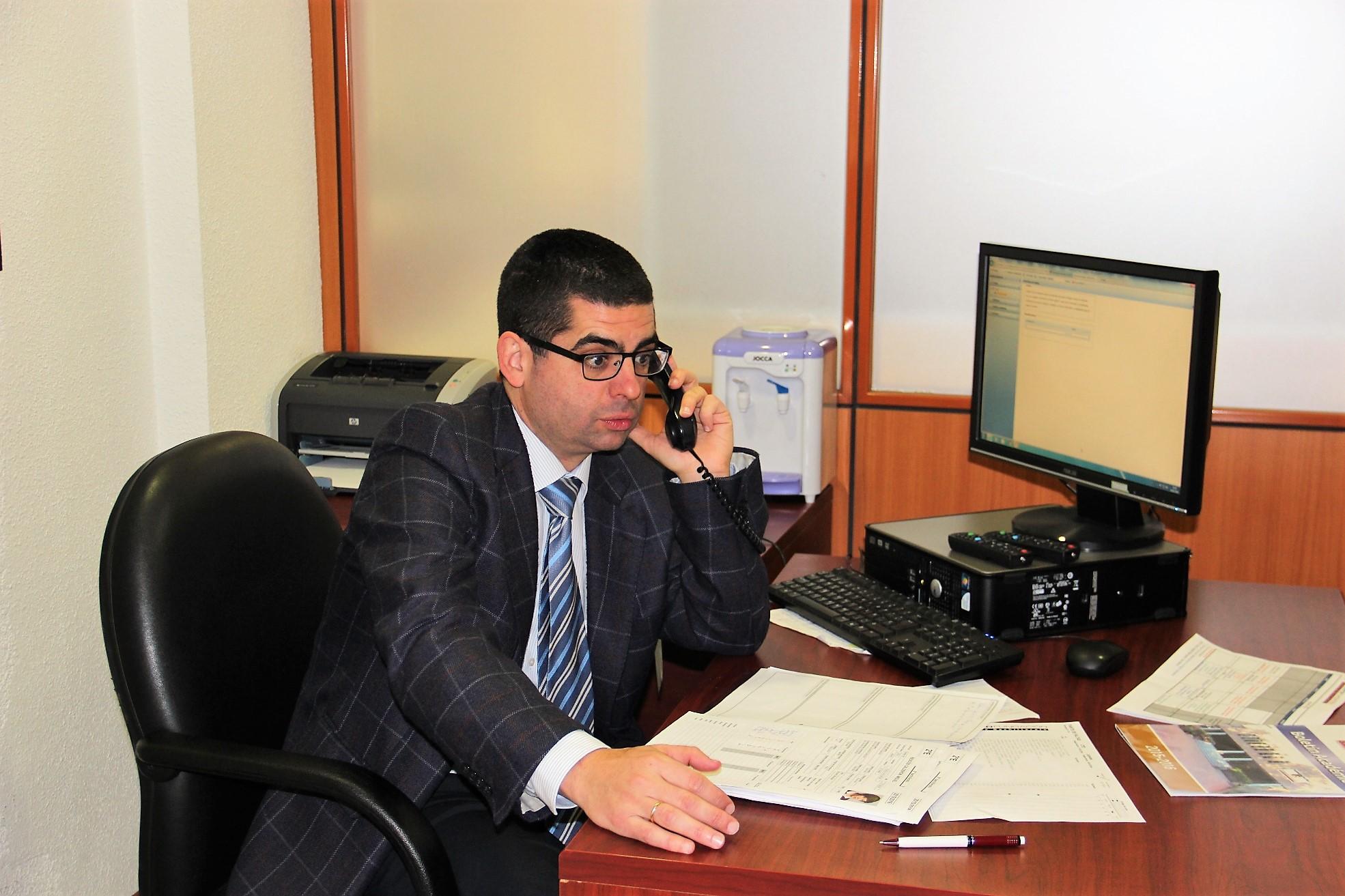 Álvaro Muelas. Doctor en Psicopedagogía y Orientador de Fomento Fundación