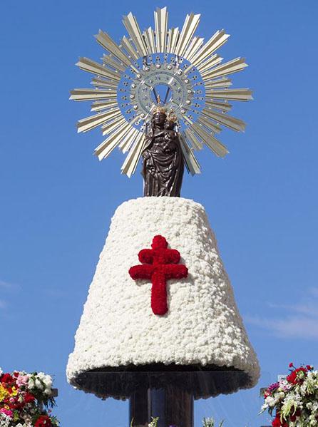 Festividad de la Virgen del Pilar