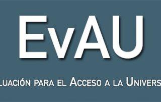 Evaluación para el Acceso a la Universidad. Bachillerato