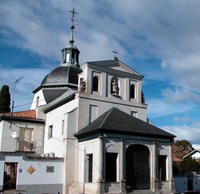 Ermita del Santo. San Isidro Labrador
