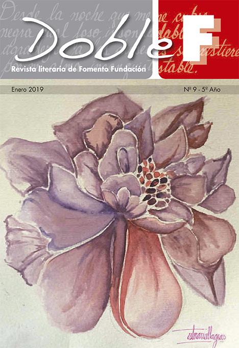 Revista Literaria Doble F nº9 Fomento Fundación