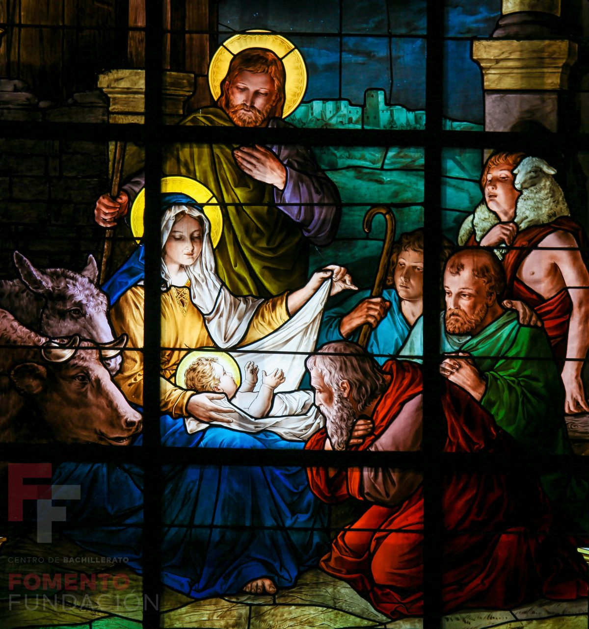 Feliz Navidad desde Fomento Fundación